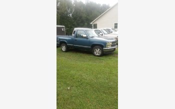 1992 Chevrolet Silverado 1500 2WD Regular Cab for sale 101398022
