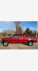 1992 Chevrolet Silverado 1500 4x4 Extended Cab for sale 101451619