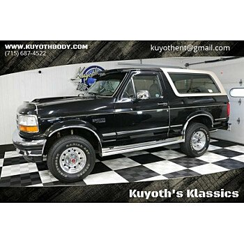 1992 Ford Bronco for sale 101213178