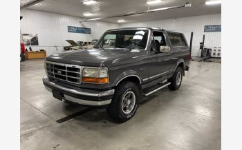 1992 Ford Bronco XLT for sale 101460752