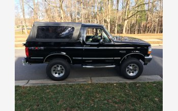 1992 Ford Bronco for sale 101199975