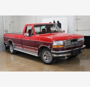 1992 Ford F150 2WD Regular Cab for sale 101297096