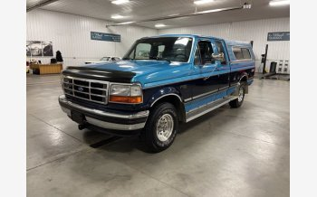 1992 Ford F150 4x4 SuperCab for sale 101523668