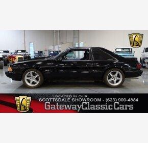 1992 Ford Mustang LX V8 Hatchback for sale 100978737