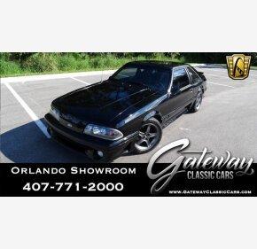 1992 Ford Mustang GT Hatchback for sale 101059699