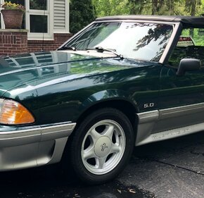 1992 Ford Mustang GT Convertible for sale 101160928