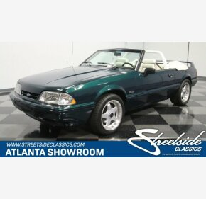 1992 Ford Mustang LX V8 Convertible for sale 101198258