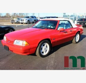 1992 Ford Mustang LX V8 Convertible for sale 101281757