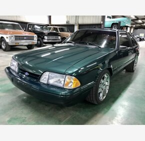 1992 Ford Mustang LX V8 Hatchback for sale 101326108
