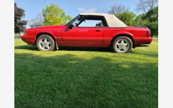 1992 Ford Mustang LX V8 Convertible for sale 101340022