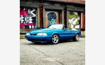 1992 Ford Mustang LX V8 Convertible for sale 101360963