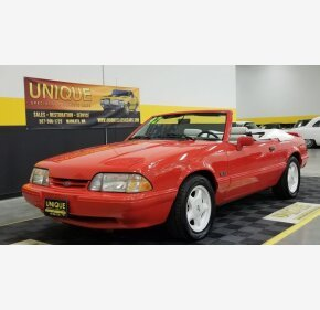1992 Ford Mustang for sale 101377083