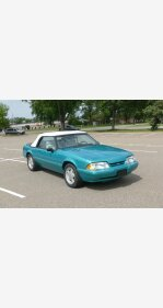 1992 Ford Mustang LX V8 Convertible for sale 101390036