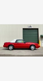 1992 Ford Mustang LX Convertible for sale 101409667