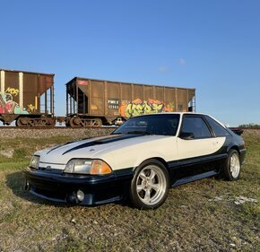1992 Ford Mustang GT Hatchback for sale 101462657