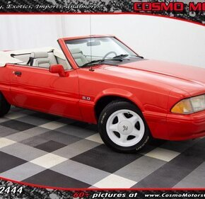 1992 Ford Mustang for sale 101467485