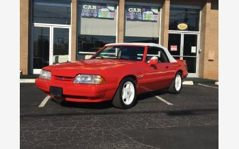 1992 Ford Mustang LX V8 Convertible for sale 101511341