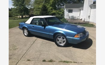 1992 Ford Mustang LX V8 Convertible for sale 101512737