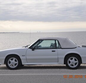 1992 Ford Mustang GT Convertible for sale 101074473