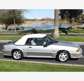1992 Ford Mustang GT Convertible for sale 101401540