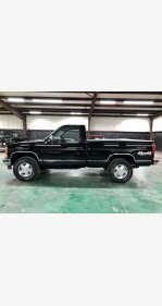 1992 GMC Sierra 1500 4x4 Regular Cab for sale 101365565