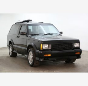 1992 GMC Typhoon for sale 101202696