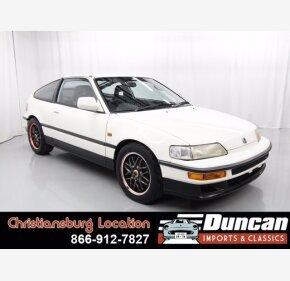 1992 Honda CRX Si for sale 101250261