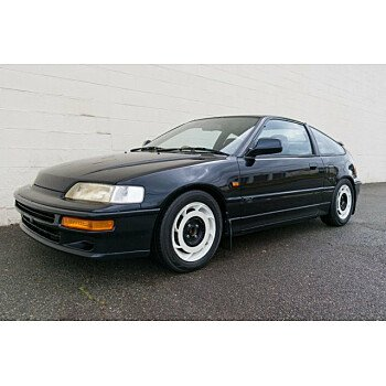 1992 Honda CRX for sale 101264279