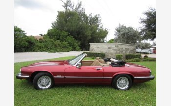 1992 Jaguar XJS V12 Convertible for sale 101239757