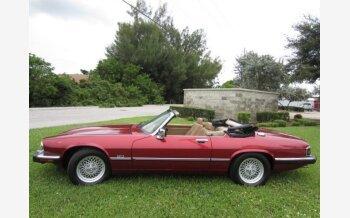 1992 Jaguar XJS V12 Convertible for sale 101239757