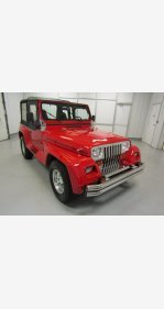 1992 Jeep Wrangler 4WD Renegade for sale 101013016