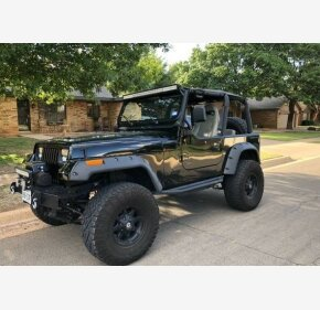 1992 Jeep Wrangler for sale 101022274
