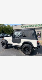 1992 Jeep Wrangler for sale 101380200