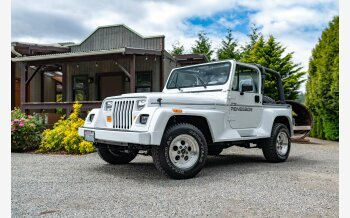 1992 Jeep Wrangler 4WD Renegade for sale 101523603