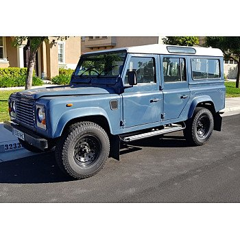 1992 Land Rover Defender for sale 101104523