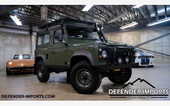 1992 Land Rover Defender 90 for sale 101420784