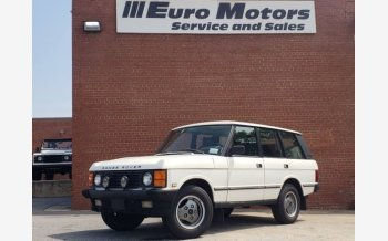 1992 Land Rover Range Rover for sale 101227458