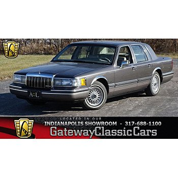 1992 Lincoln Town Car Signature for sale 101067311
