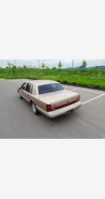1992 Lincoln Town Car Cartier for sale 101317095