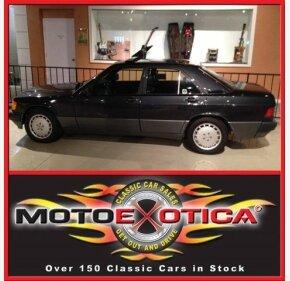 1992 Mercedes-Benz 190E for sale 101313254
