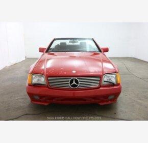 1992 Mercedes-Benz 300SL for sale 101121456