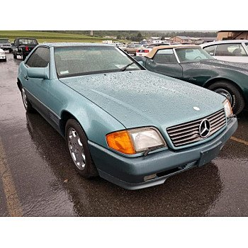 1992 Mercedes-Benz 500SL for sale 101009578