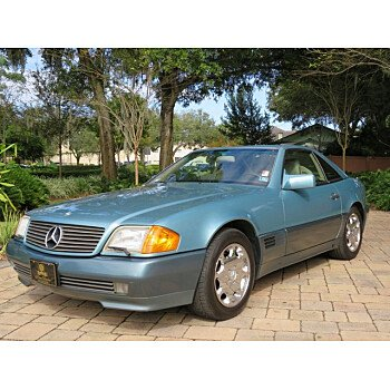 1992 Mercedes-Benz 500SL for sale 101298790