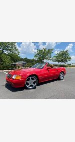 1992 Mercedes-Benz 500SL for sale 101346010
