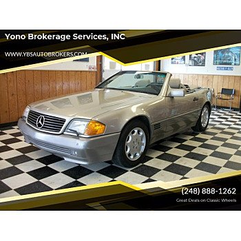 1992 Mercedes-Benz 500SL for sale 101355158