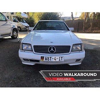 1992 Mercedes-Benz 500SL for sale 101407890
