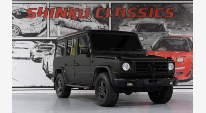 1992 Mercedes-Benz G Wagon for sale 101238323