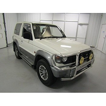 1992 Mitsubishi Pajero for sale 101013544