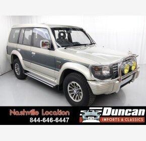 1992 Mitsubishi Pajero for sale 101322259