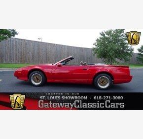 1992 Pontiac Firebird Trans Am Convertible for sale 101028093